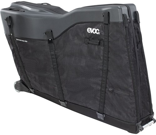 Evoc Road Bike Travel Bag Pro Black 300L