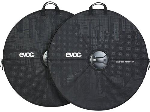 Evoc Road Bike Wheel Case Black Set 2Pcs