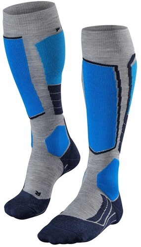 Falke SK2 Men ski socks light grey 39-41