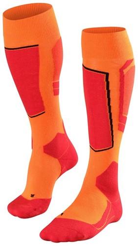 Falke SK4 Men ski socks flash orange 42-43