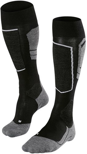 Falke SK4 Men ski socks black-mix 44-45