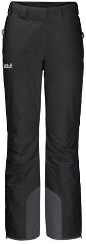 Jack Wolfskin Powder Mountain Pants W black 38 (2019)