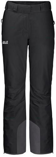 Jack Wolfskin Powder Mountain Pants W black 42 (2019)
