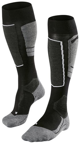 Falke SK4 Women ski socks black-mix 37-38