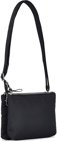 Pacsafe Stylesafe double zip Crossbody Black