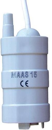Dompelpomp MAAS-15 12V 15L/m