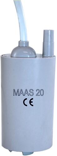 Dompelpomp MAAS-20 12V 20L/m