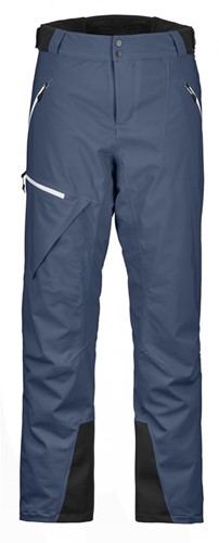 Ortovox 2L Swisswool Andermatt Pants M night-blue S
