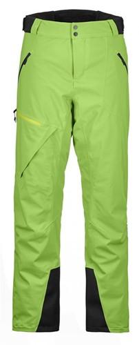 Ortovox 2L Swisswool Andermatt Pants M matcha-green XL