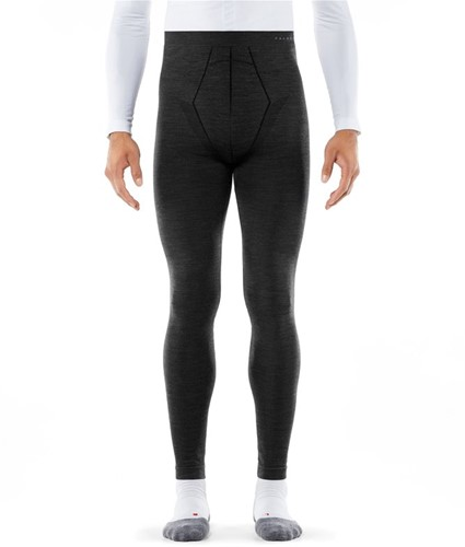 Falke Long Tight Wool-Tech M black L