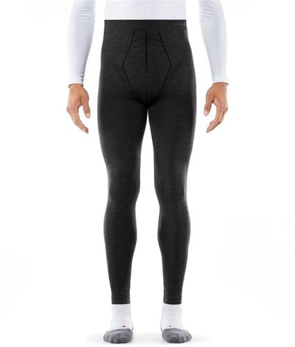 Falke Long Tight Wool-Tech M black M