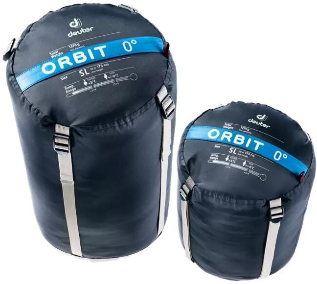 5/° Sleeping Bag Synthetic Sleeping Bags Deuter Orbit