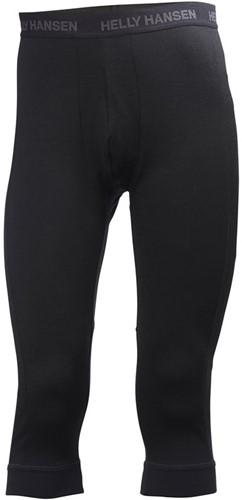 Helly Hansen Lifa Merino 3/4 Boot Top Pants M black S