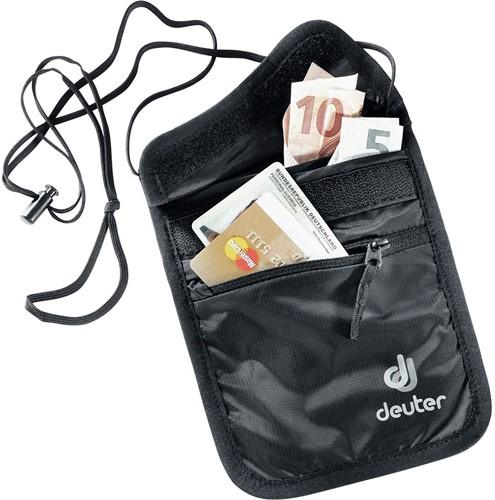 Deuter Security Wallet II RFID Block black (2020)