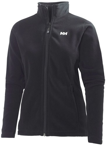 Helly Hansen Daybreaker Fleece Jacket W black XL (2019)