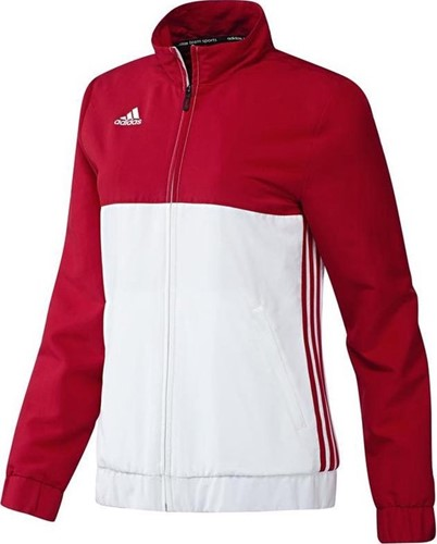 Adidas T16 Team Jacket W red S (18/19)