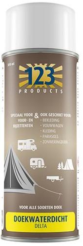 123 Delta Doek waterdicht spray 500 ml