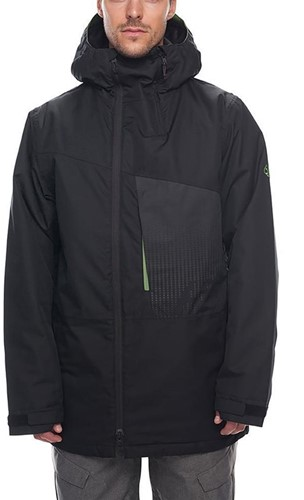 686 Icon Insulated Jacket men black L (2018)