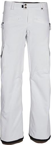 686 Mistress Insulated Cargo Pant white L (2017)
