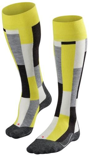 Falke SK4 Brick Men ski socks sulfur 42-43