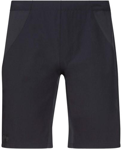 Bergans Fløyen Shorts schwarz/grau L