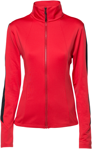 8848 Altitude Ellen W Sweat zip vest red 42 (2019)