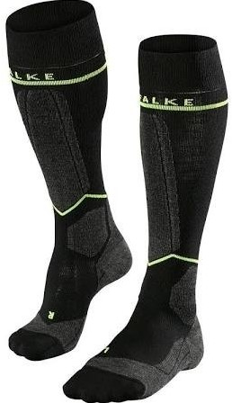 Falke SK Energizing Wool Men black-lightning 43-46 W4
