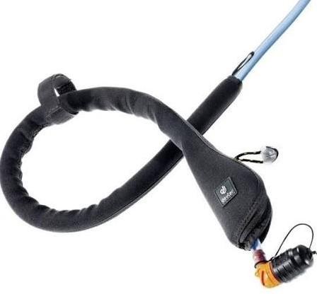 Deuter Streamer Tube Insulator Streamer black (2020)