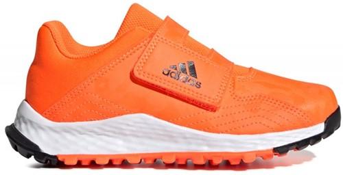 Adidas Youngstar Velcro orange/white 29 (UK 11K) (19/20)