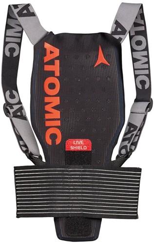 Atomic Live Shield Jr. black S