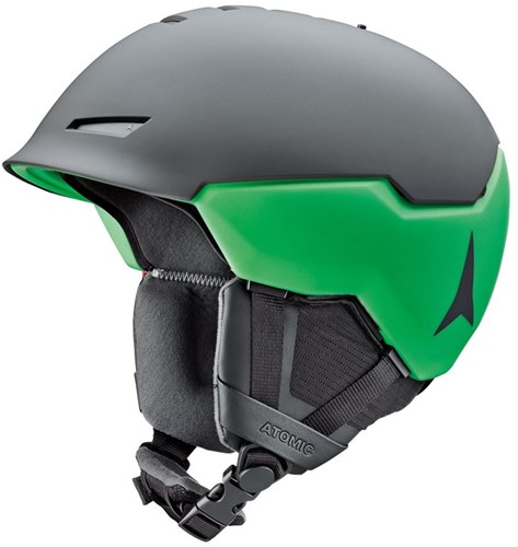 Atomic Revent+ AMID grey/green S (51-55 cm)