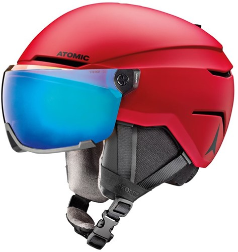 Atomic Savor Visor Stereo red L (59-63 cm)