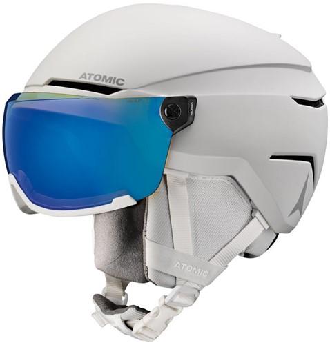 Atomic Savor Visor Stereo white heather M (55-59 cm)