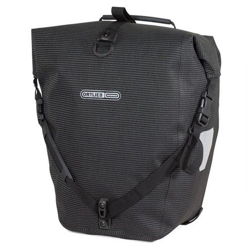 Ortlieb Back-Roller High Visibility 20L schwarz