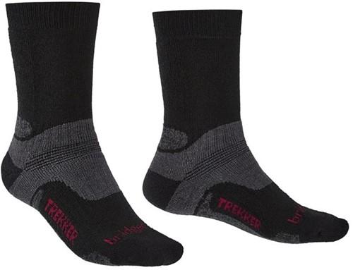 Bridgedale Hike Midweight Boot Men socks black M