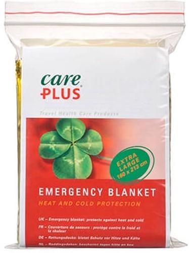 Care Plus Emergency Blanket Gold/Silver 160x213 cm