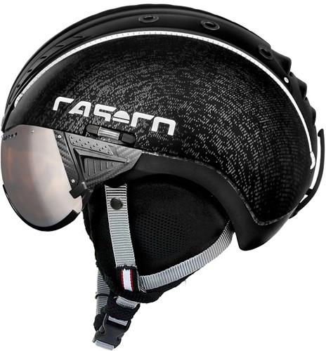 Casco SP2 Carbonized Visor black XL (60-62 cm)