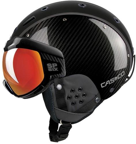 Casco SP6 Limited Visor ski helmet black L (58-62 cm)