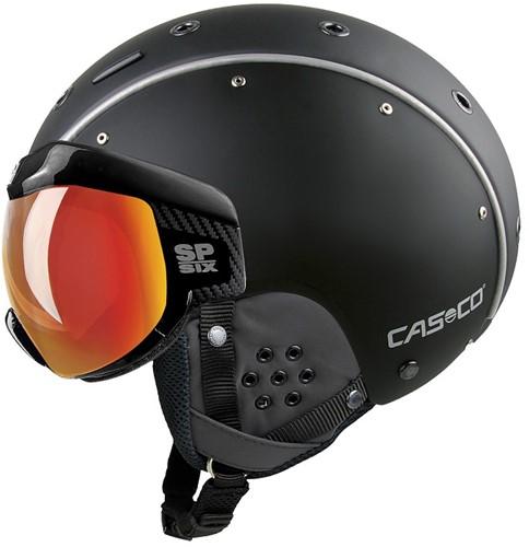 Casco SP6 Visor black M (54-58 cm)