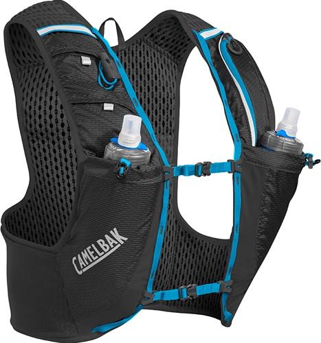 Camelbak Ultra Pro Vest S 1L black/atomic blue