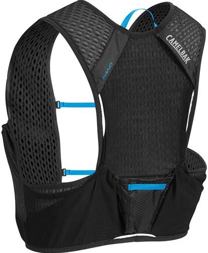 Camelbak Nano Vest S 1L black/atomic blue