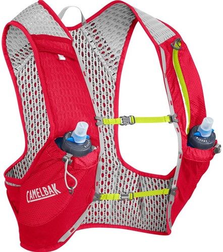 Camelbak Nano Vest M 1L red/lime punch