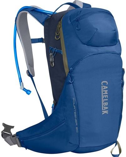 CamelBak Fourteener 20 Galaxy Blue / Navy Blazer