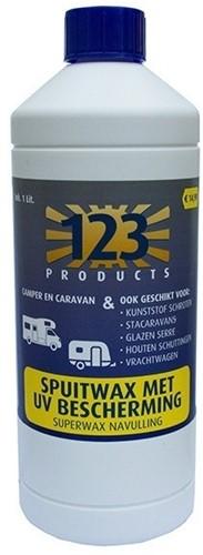 123 Superwax UV Navulverpakking
