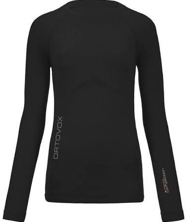 Ortovox 230 Competition Long Sleeve W black-raven XL