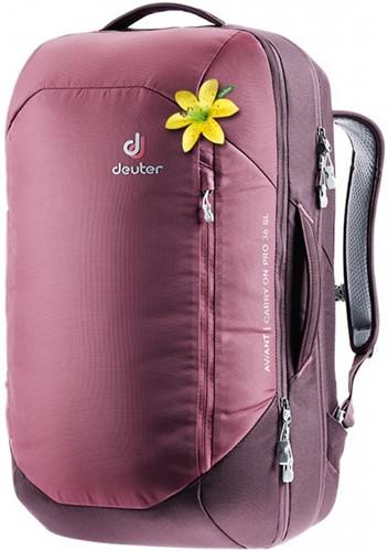 Deuter Aviant Carry On Pro 36 SL maron/aubergine