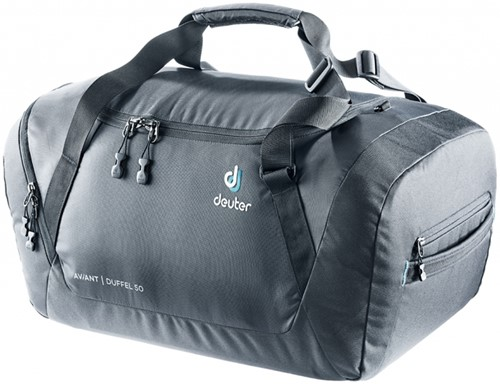Deuter Aviant Duffel 50 black