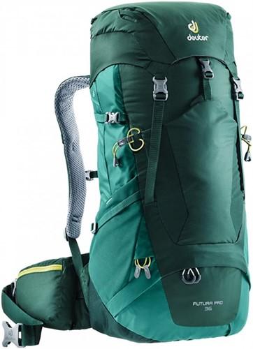 Deuter Futura PRO 36 forest/alpinegreen