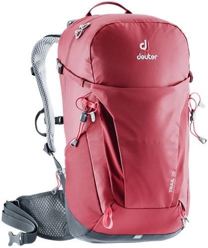 Deuter Trail 26 cranberry/graphite