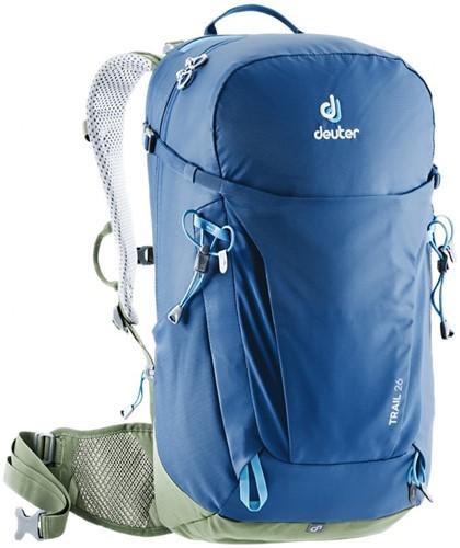 Deuter Trail 26 steel/khaki